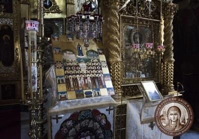 Собор Всех Русских Святогорцев