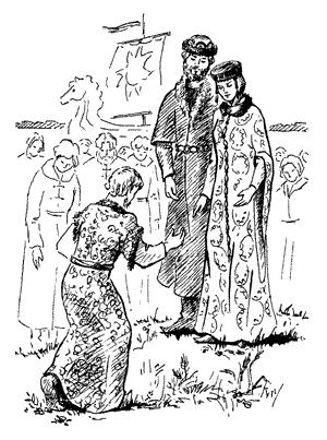 Пётр и Феврония возвращаются в Муром