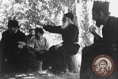 Прп. старец Паисий Святогорец