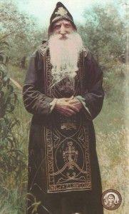 Русский афонский старец Тихон (Голенков)