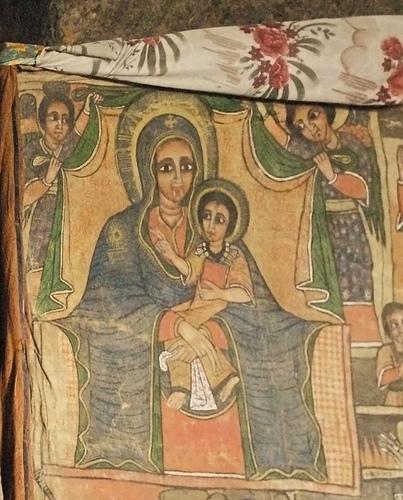Эфиопские иконы (53)