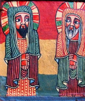 Эфиопские иконы (28)