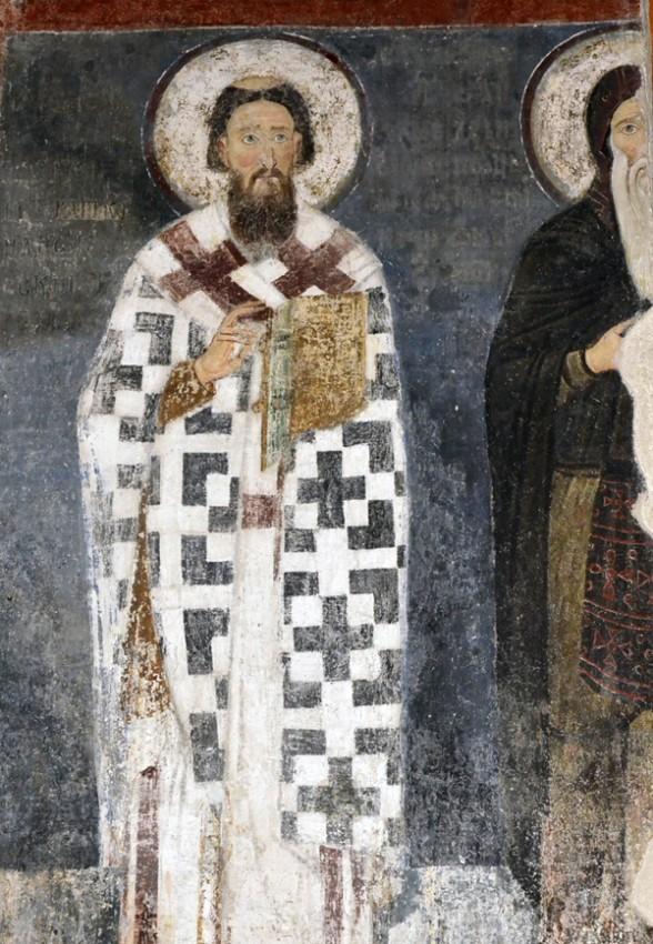 Свт. Савва и прп.Симеон Неманичи