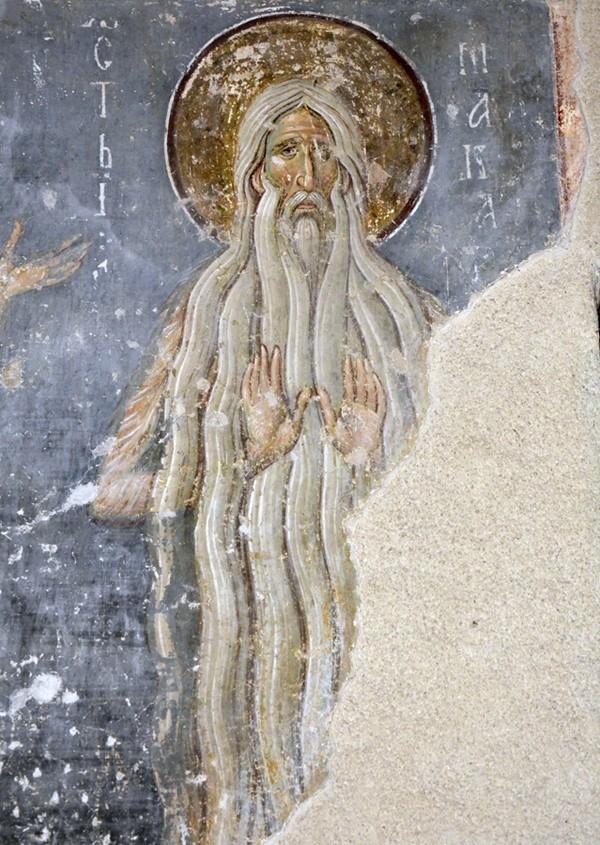 Прп. Макарий Великий