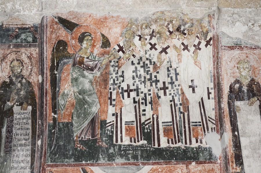 Ангел и лжепастыри