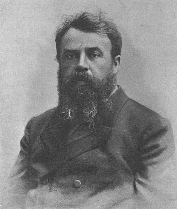 Е.Л.Зубашев - член Государственного Совета и первый директор Томского Технологического института