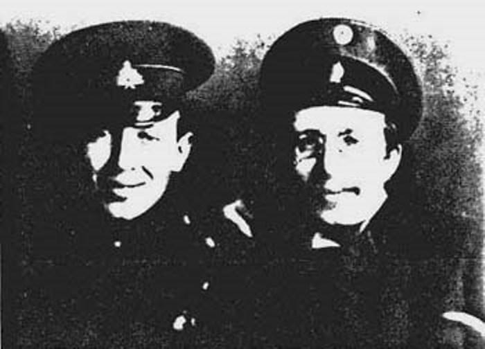 Братья Виталий и Антон Макаренко | Фото: liveinternet.ru