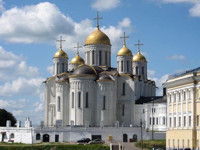 Успенский собор Владимира