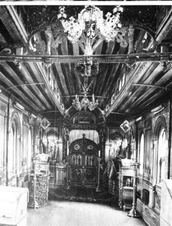 История необычного храма (вагон-церковь)