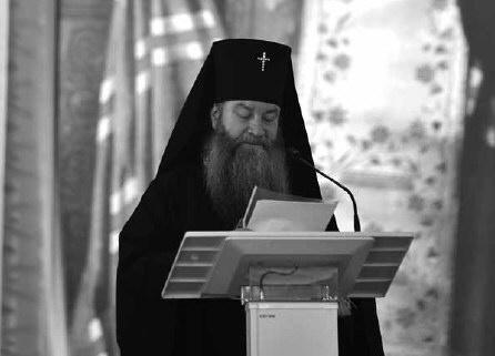 Актовая речь архиепископа Новосибирского и Бердского Тихона, ректора Новосибирской Духовной семинарии
