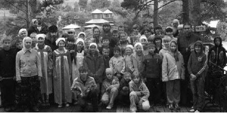 Православный лагерь для сирот: мы играем и возрастаем духовно