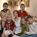 В Новосибирске будут чествовать многодетных матерей