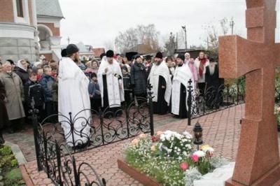 В Бердске прошел День памяти Владыки Сергия (Соколова)