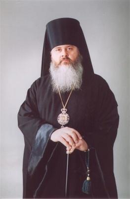 Епископ Новосибирский и Бердский Сергий (Соколов Серафим Владимирович)