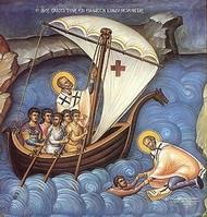 19 декабря — память святителя Николая, архиепископа Мир Ликийских
