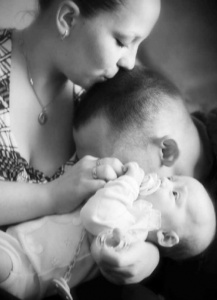 Анна Ромашко: Любить, чтобы жить
