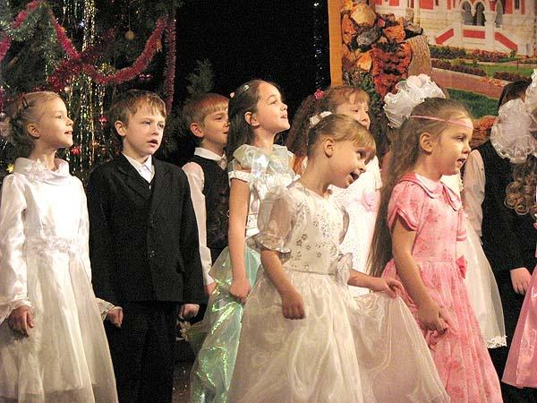 Рождественский концерт в Бердске собрал не менее 1000 зрителей