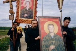 Православные в России призывают к канонизации воина Евгения Родионова
