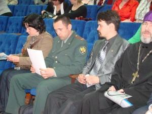 6 мая 2010 г.  в городе Татарске прошла конференция по борьбе с тоталитарными сектами