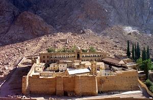 Краткий обзор истории православного подвижничества на Синайской горе
