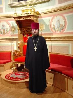 Протоиерей Александр Абрамов назначен исполняющим обязанности первого заместителя Председателя Отдела религиозного образования и катехизации РПЦ