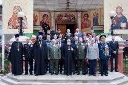 В Донском монастыре прошел Малый Казачий Круг Межрегионального казачьего военно-патриотического союза
