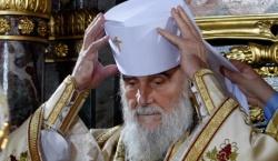 Состоялась интронизация Сербского Патриарха Иринея