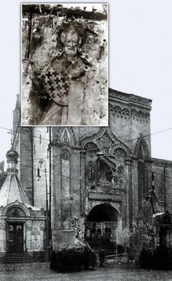 Надвратную икону на Никольской башне Кремля откроют и освятят в День народного единства