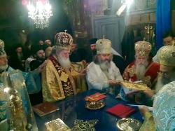 Святейшему Патриарху Болгарскому Максиму исполнилось 96 лет