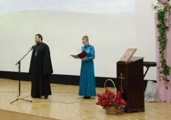 Известный рок - поэт и миссионер Иерей Николай Кокурин награжден епархиальным дипломом