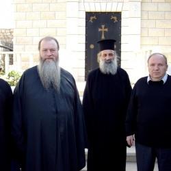 Новосибирские Духовные школы приняли участие в семинаре, проходившем на Святой земле. Итоговый документ семинара