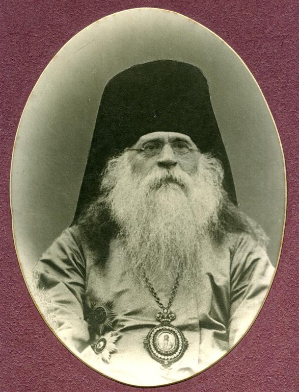 Митрополит Томский и Новониколаевский Иаков (Пятницкий Иоанн Алексеевич)