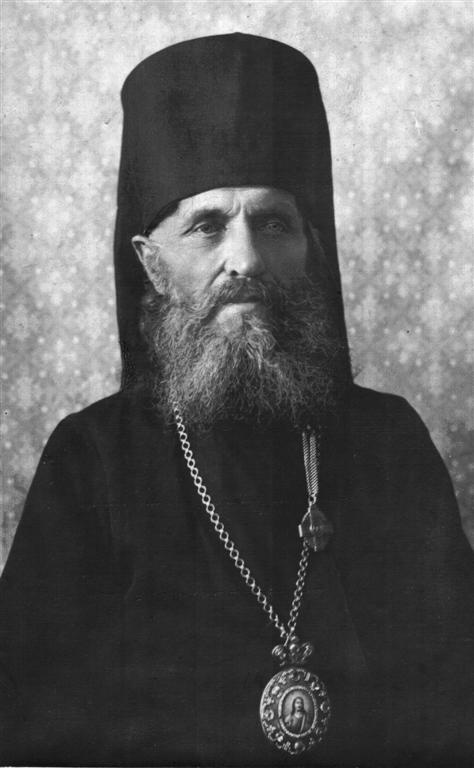 Епископ Барнаульский, временно Управляющий Томской епархией Виктор (Всеволод Семенович Богоявленский)