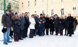 Подписан договор о побратимстве города Сергиев Посад и Итальянского города Бари