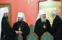 Святейший Патриарх Кирилл возглавил второе заседание президиума Межсоборного присутствия
