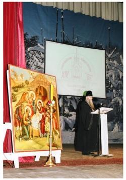 Слово Высокопреосвященнейшего ТИХОНА, Архиепископа Новосибирского и Бердского, на открытии XIV Новосибирских Рождественских Образовательных Чтений