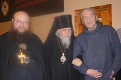 Торжественное архиерейское богослужение в день Святителя Николая Японского прошло в Москве