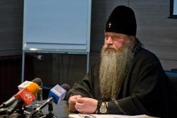 Слово Высокопреосвященнейшего  Тихона Архиепископа Новосибирского и Бердского на пресс-конференции для представителей средств массовой информации города Новосибирска