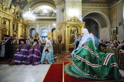 Фоторепортаж Наречения архимандрита Артемия (Снигура) во епископа Петропавловского и Камчатского