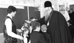Проблемы образования обсудили с Владыкой