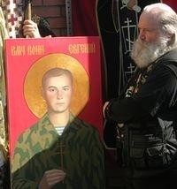 Протоиерей Димитрий Смирнов считает святым солдата Евгения Родионова