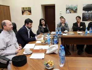Члены Клуба редакторов православных СМИ обсудили освещение жизни Помеcтных Церквей