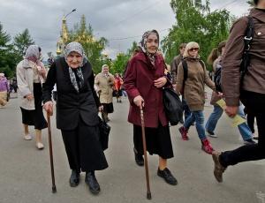 22 мая состоялся Крестный ход, посвященный Дням Славянской Письменности и Культуры. Фоторепортаж