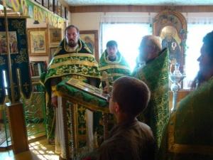 18 июля состоялся Престольный праздник в селе Убинское
