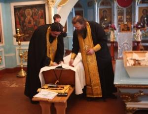 10 сентября - переоблачение останков прп. иеромонаха Пафнутия Балахнинского