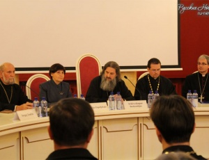 """В Вильнюсе состоялось открытие Международного научно-образовательного семинара """"Литургические языки христианской Европы"""""""