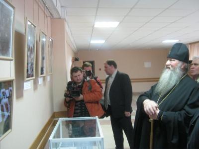 Состоялось общеепархиальное празднование дня памяти священномучеников Николая и Иннокентия, пресвитеров Новосибирских