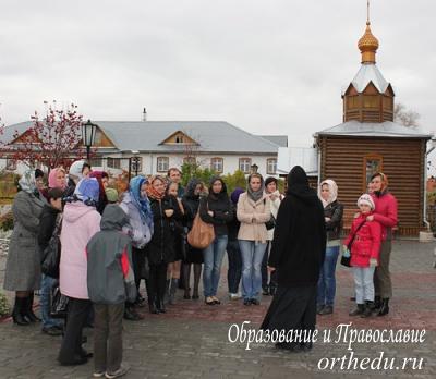 Сотрудники Конгресс-Отеля «Новосибирск» побывали в монастыре
