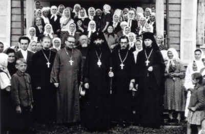 Архиепископ Новосибирский и Барнаульский<br /> Павел (Голышев)