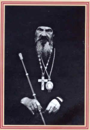 Архиепископ Новосибирский Сергий (Васильков)